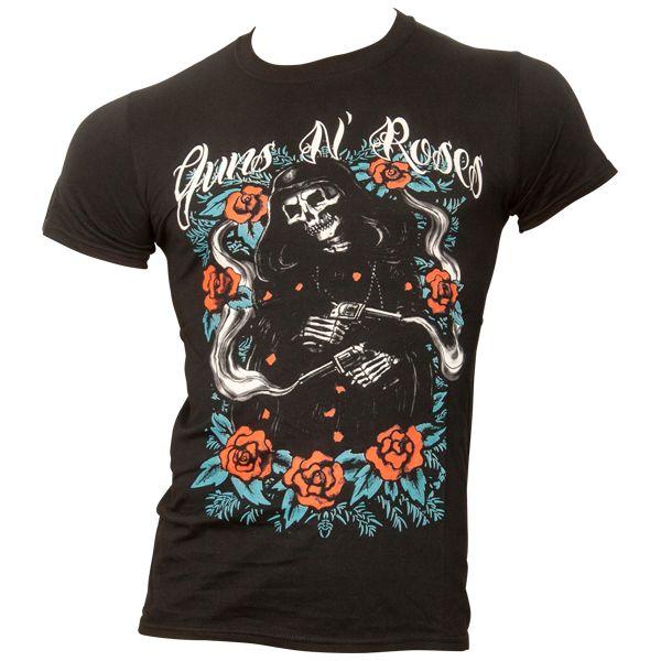 Guns N Roses - T-Shirt Reaper - schwarz