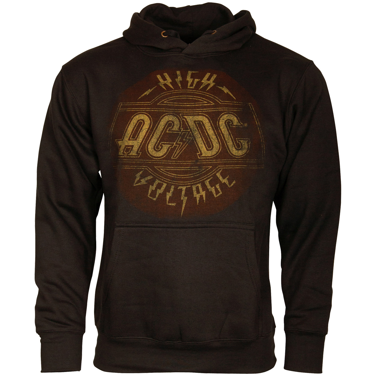 AC/DC - Kapuzenpullover High Voltage - schwarz