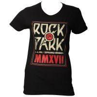 Offizielles Rock im Park 2017 - T-Shirt Frauen - schwarz