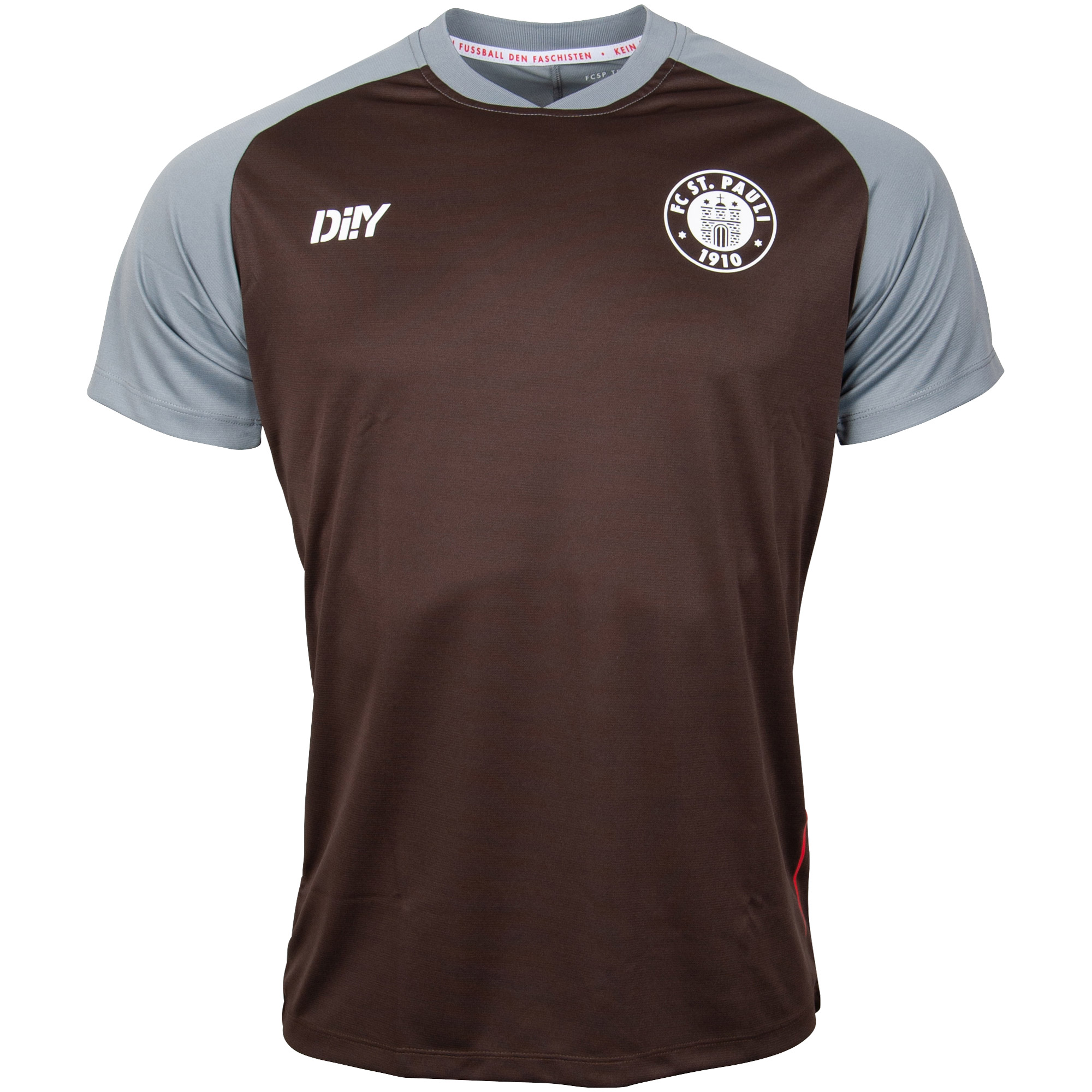 FC St. Pauli - Trainingsshirt Team 2021-22