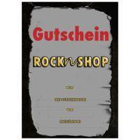 Download Geschenk Gutschein im Rock N Shop