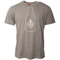 Astra - T-Shirt - Knolle - grau