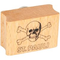 FC St. Pauli - Stempel Totenkopf