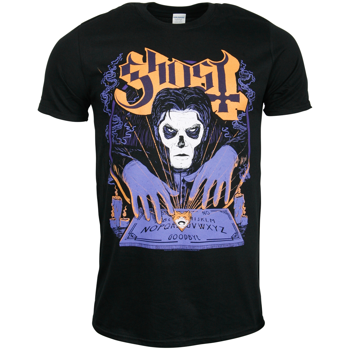 Ghost - T-Shirt Witchboard - schwarz