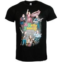 The Kelly Family - T-Shirt Brothers & Sisters - schwarz