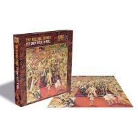The Rolling Stones - It's Only Rock'n'Roll Puzzle - multicolor