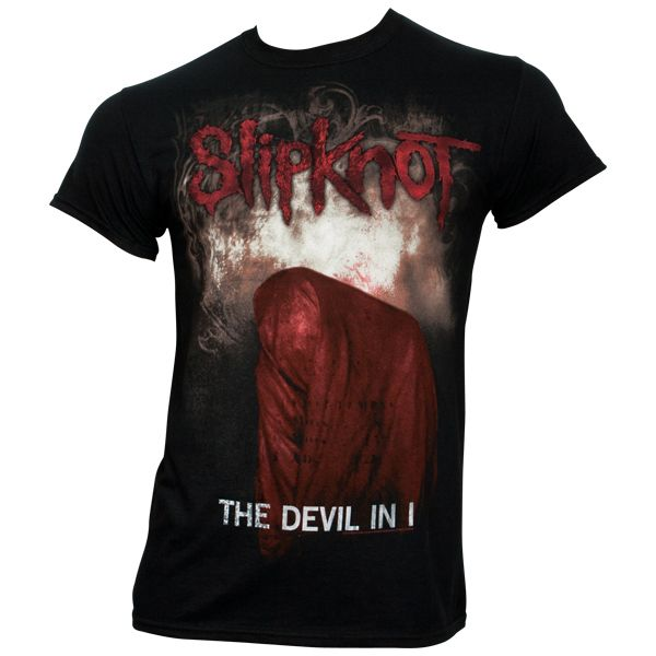 Slipknot - T-Shirt The Devil In I Flourishes - schwarz