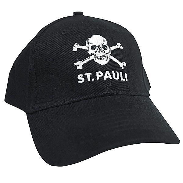 FC St. Pauli - Cap Skull - black  f870201d02cb