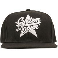 System Of A Down - Cap Star - schwarz