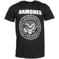 The Ramones - T-Shirt Presidential Seal - schwarz