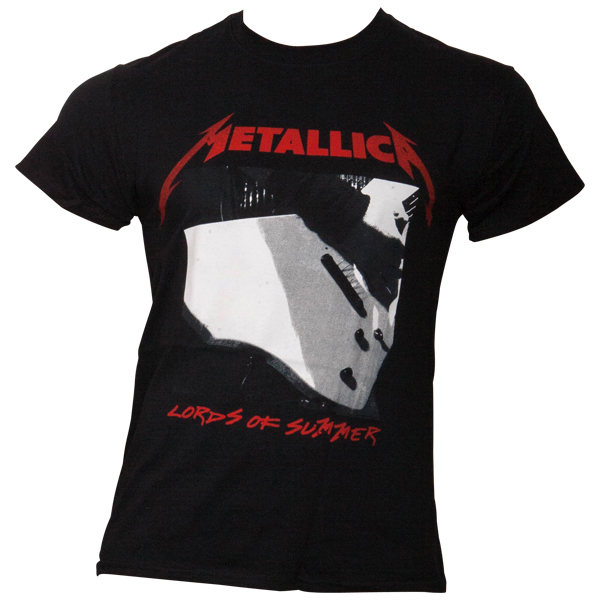 Metallica - T- Shirt Lords Of Summer - schwarz