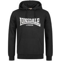 Lonsdale - Kapuzenpullover Wolterton - schwarz