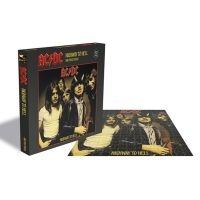 AC/DC - Highway To Hell Puzzle - multicolor