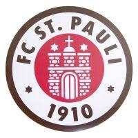FC St. Pauli - Aufkleber Logo groß