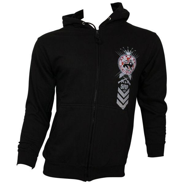 Five Finger Death Punch - Kapuzenjacke Legionary - schwarz