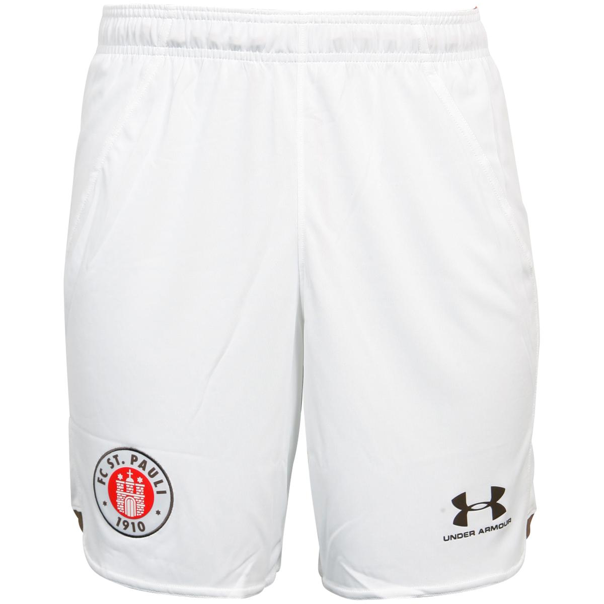 FC St. Pauli - Hose Heim 2019-20 - weiß
