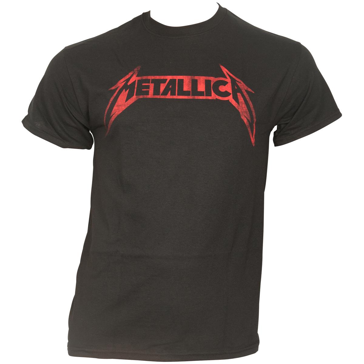 Metallica - T- Shirt Bang Photo - schwarz
