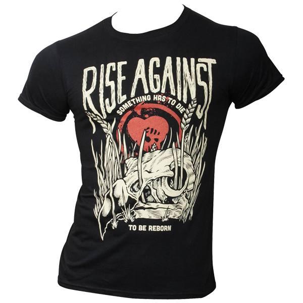 Rise Against - T-Shirt Vulture - schwarz