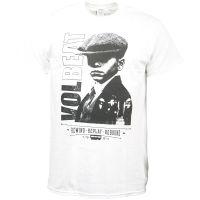 Volbeat - T-Shirt - Bad Boys - weiß