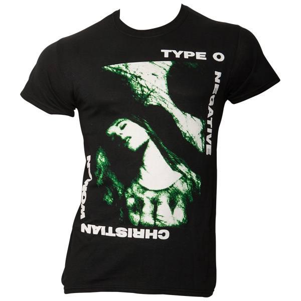 Type O Negative - T-Shirt Christian Woman - schwarz